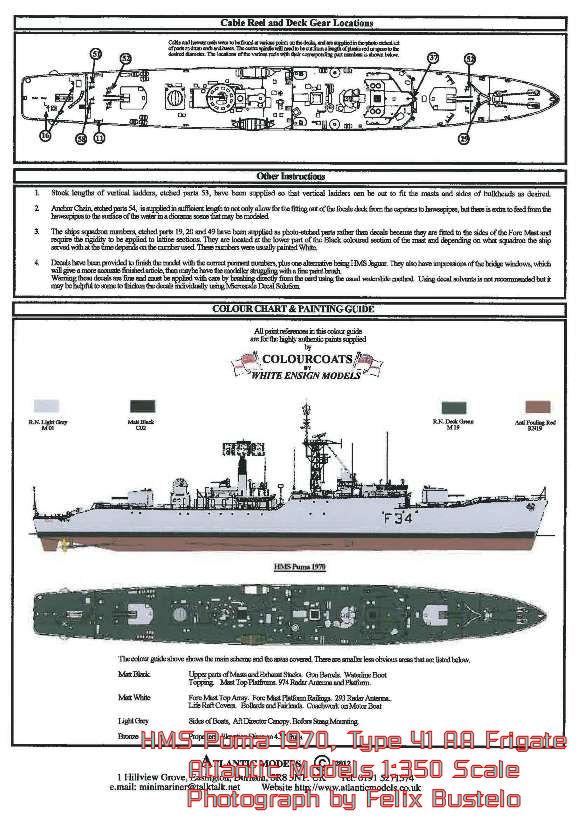 LIMITED EDITION ART 25 HMS PUMA